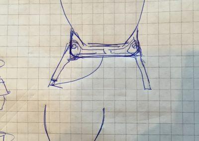 Uusi muoto vaati uudenlaisia jalkoja